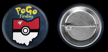 PoGo Findlay Button