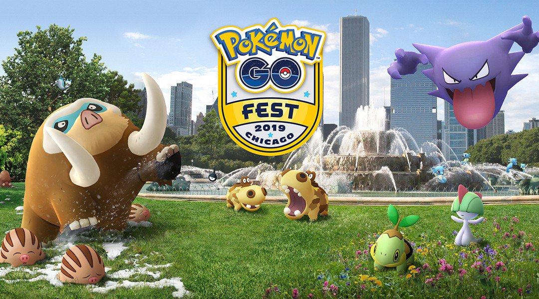 Pokemon Go Fest 2019 Chicago – PoGo Findlay