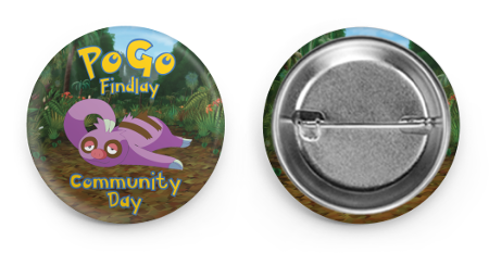 Slakoth Community Day Button