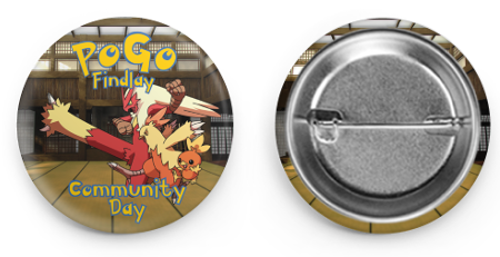 Torchik Community Day Button