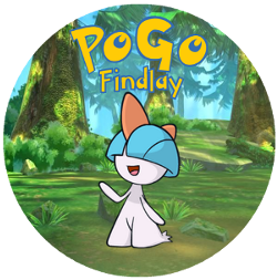 Ralts Community Day Button