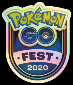 Pokemon Go Fest 2020 Holo